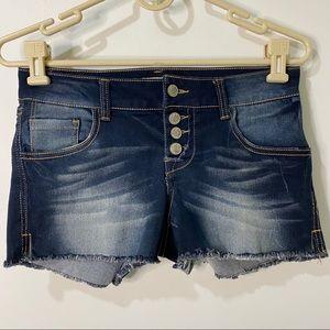 Paris Blues Shorts Size 7